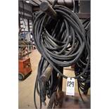 LOT: Assorted Welding Cable