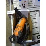 Chicago Electric Industrial 4-1/2 in. Angle Grinder