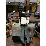 LOT: Hand Drill & Cole Tool No. 11 Clamp