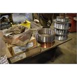LOT: Assorted Welding Wire