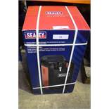1 x Sealey heavy duty starter/charger for professional garages, model START600 - Sealed new in