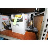 2007 Injectidry Systems Inc. Trapped Moisture Ventilating Systems, Model HP60, Type RT, S/N 6081 and