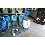 Prostar 1001 Carpet Scrubber/Extractor with (3) Wands and Hoses