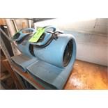 Dri-Eaz Sahara TurboDryer Air Movers (Unit #125 & #123)