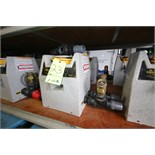 2007 Injectidry Systems Inc. Trapped Moisture Ventilating Systems, Model HP60, Type RT, S/N 6075 and