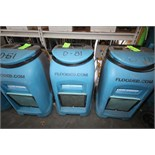 Dri-Eaz Drizair LGR2000 Low Grain Refrigerant Dehumidifier, Model F232, S/N 21367 (Unit #D-81)