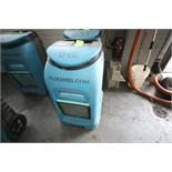 Dri-Eaz Drizair LGR2000 Low Grain Refrigerant Dehumidifiers, Model F232, S/N's N/A (Unit #D-80 & #