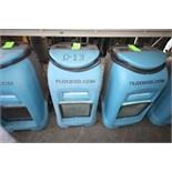 Dri-Eaz Drizair LGR2000 Low Grain Refrigerant Dehumidifiers, Model F232, S/N 04257 & S/N 21350 (Unit