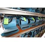 Dri-Eax Sahara TurboDryer Air Movers (Unit #102, #103, #104 & #NA)