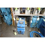 Priority Mfg. Samurai Extractor with (2) Wands (Unit P-6 & Unit # N/A) (NOTE: Hoses Not Included)