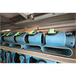 Dri-Eaz Sahara TurboDryer Air Movers (Unit #97, #98, #99 & #101`)