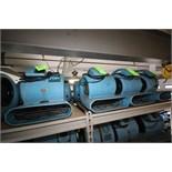 Dri-Eaz Sahara TurboDryer Air Movers (Unit #114, #116, #122 & #N/A)