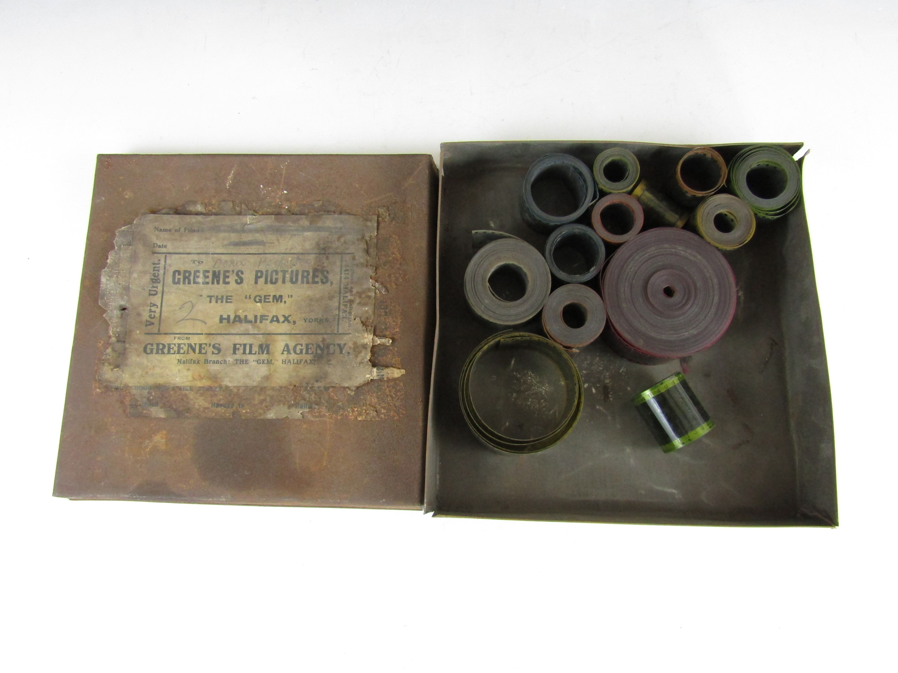 Lot 20 - [Motion Picture / Film] British Pathe 16mm newsreel footage of HRH The Prince of Wales arriving in