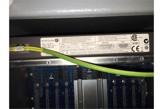 Make: Alcatel-Lucent Model: Alcatel 7750 SR-12 Service