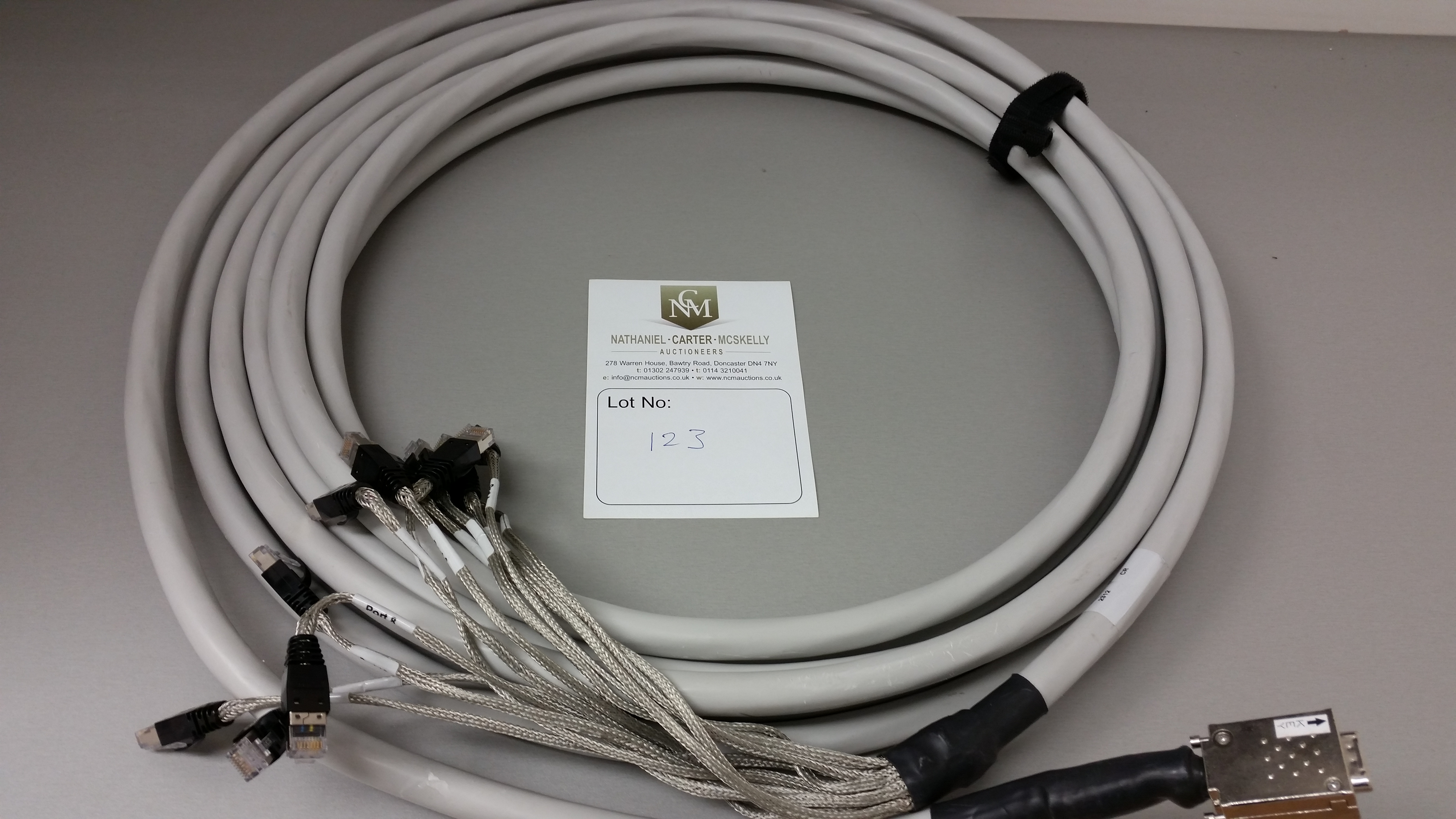 Pleasant Make Tyco Electronics Model Cable 10 100 Cable Mini Rj21 To Wiring Cloud Geisbieswglorg