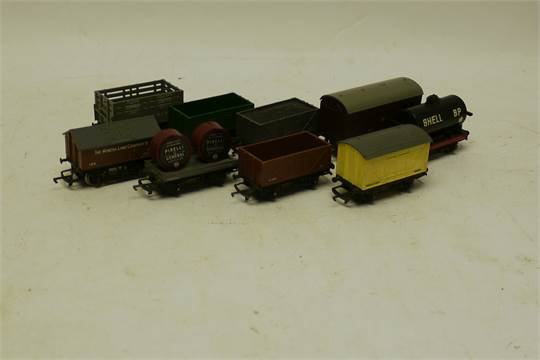 Toys & Hobbies Honest Oo Gauge Hornby Container Wagon