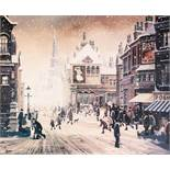 BRIAN SHIELDS (BRAAQ) (1951 - 1997) ARTIST SIGNED LIMITED EDITION COLOUR PRINTS A suite of four, '