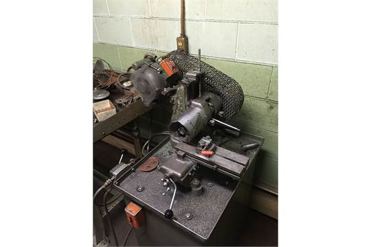 Barker Bench Top Mill Model Tm Buyer To Load Ship
