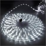 V Brand New 8m Eighty Cold White LED Multi Function Rope Lights