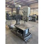 Bickford Chip master 951 3' Radial Arm Drill