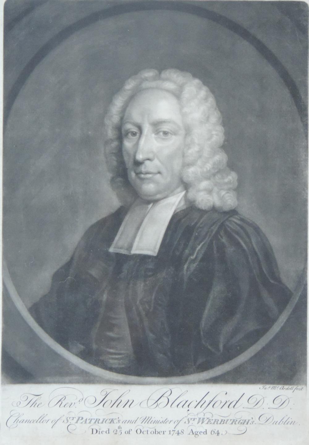 Lot 57 - James Mc Ardell, Engraver