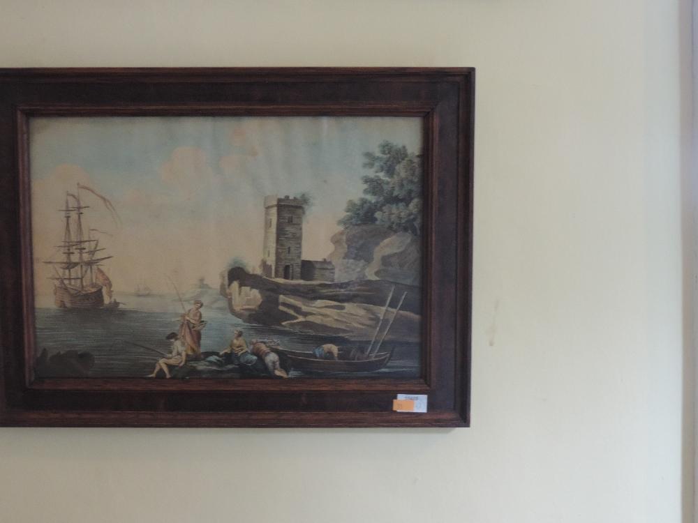 Lot 32 - 18th Century Irish School