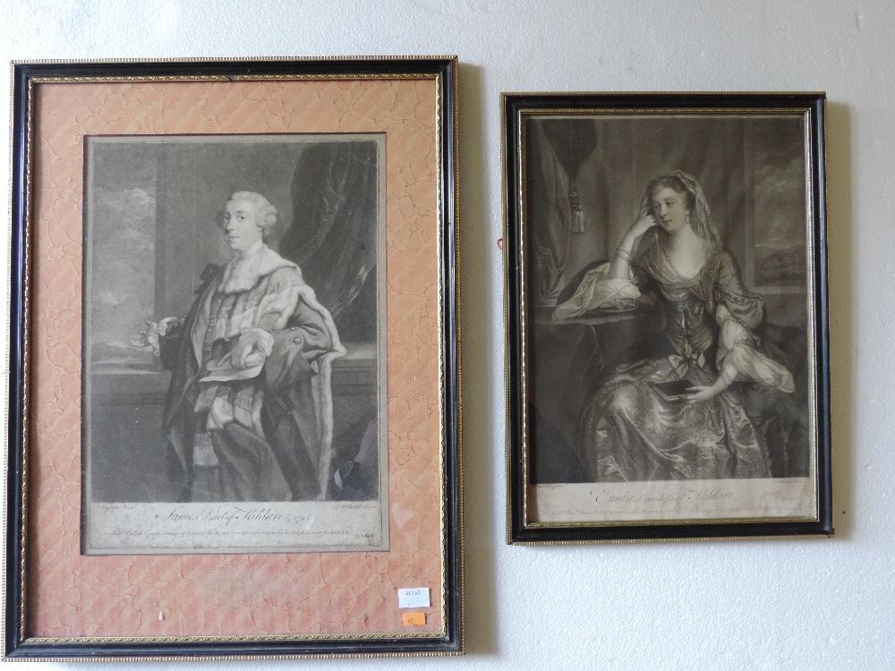 Lot 48 - J. Mc Ardell after Joshua Reynolds, 1754