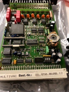 Lot 11A - Lot Touch Screen Face Plates, Encoder Interface, Positioning Module Relay Output, Encoder