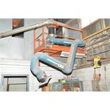 NEDERMAN SNORKLE TYPE WELDING FUME EXTRACTOR WITH BLOWER, S/N: N/A [RIGGING FEES FOR LOT #9 - $200