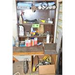 LOT/ PARTS AND SUPPLIES [RIGGING FEES FOR LOT #44 - $85 USD PLUS APPLICABLE TAXES]