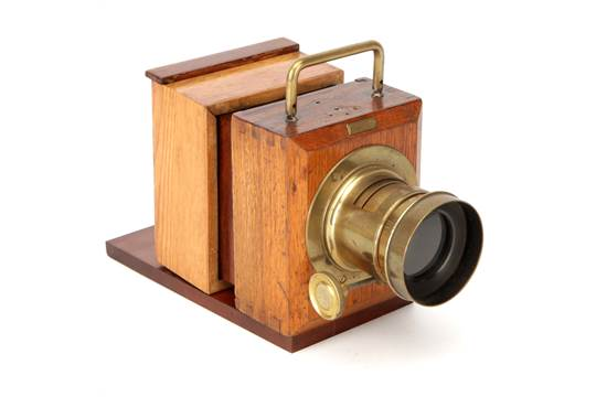 A Replica Sliding Box Camera 2000 2008 With Marion Co