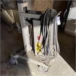 Easy Lift Equipment Model EL650DCSLSPS8 Barrel Lift 650 LB Capacity. LOADING FEE $25