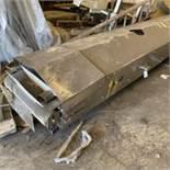 Cleated Belt Conveyor. LOADING FEE $150