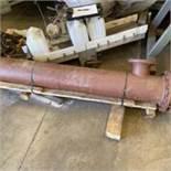 Thrush Tube in Shell Heat Exchanger Model S10722A S/N 571654 National Board 92297. LOADING FEE $25
