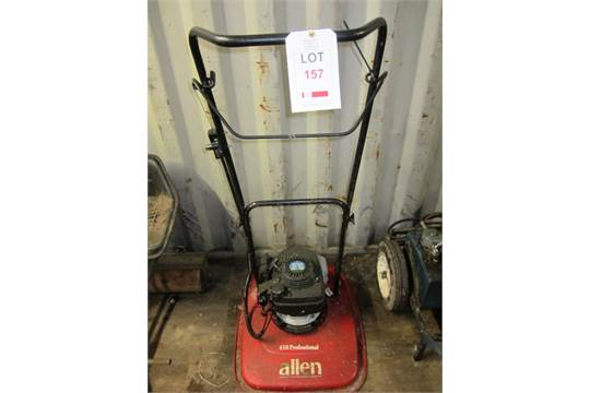 Hayter allen 450 professional hover lawn mower compare prices.