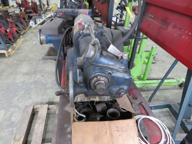 AMMCO BRAKE AND DRUM LATHE MDL. 4000 W/ASSORTED PARTS (LOCATED IN LUMBERTON,NJ) - Image 4 of 5