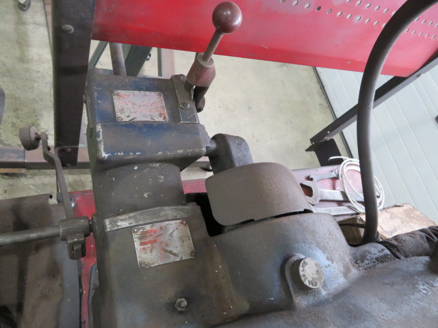 AMMCO BRAKE AND DRUM LATHE MDL. 4000 W/ASSORTED PARTS (LOCATED IN LUMBERTON,NJ) - Image 3 of 5