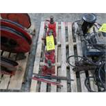 (5) ASSORTED BOTTLE JACKS TO 20 TON (LOCATED IN LUMBERTON,NJ)