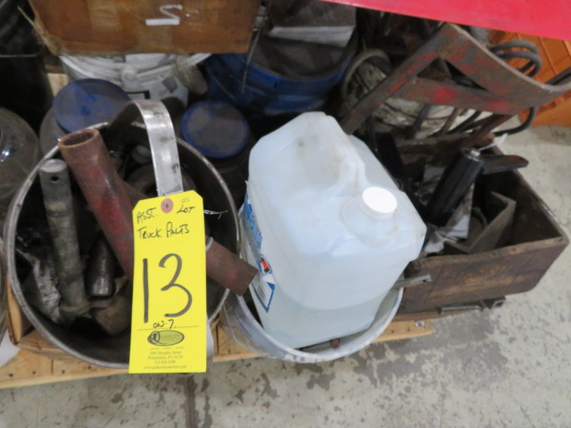 MISCELLANEOUS TRUCK PARTS (LOCATED IN LUMBERTON,NJ) - Image 2 of 6
