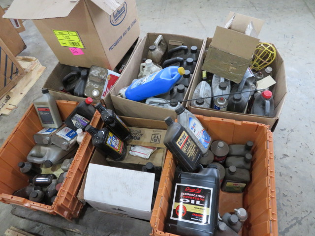 ASSORTED OILS, FLUID AND MELT DOWN FUEL TREATMENT (LOCATED IN LUMBERTON,NJ) - Image 4 of 5