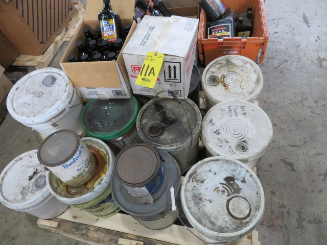 ASSORTED OILS, FLUID AND MELT DOWN FUEL TREATMENT (LOCATED IN LUMBERTON,NJ) - Image 2 of 5