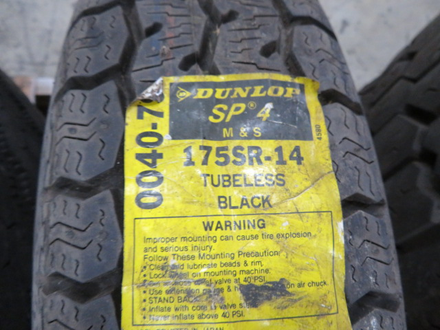 (2) SETS OF TIRES (11.00 R22XZA AND G124 10R22.5) (LOCATED IN LUMBERTON,NJ) - Image 6 of 7