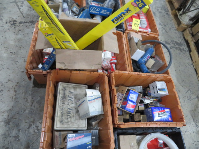 ASSORTED AUTO PARTS (AIR FILTERS, SHOCKS, BEAM LAMPS AND MISCELLANEOUS) (LOCATED IN LUMBERTON,NJ) - Image 4 of 12