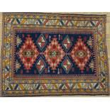 Kaukasisch tapijt 160 x 125