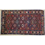 Kaukasisch tapijt 190 x 110
