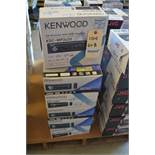 Kenwood Car Stereo Model KDC-MP342U CD-Receiver + USB & Aux Port. (Some stereos not in original box)