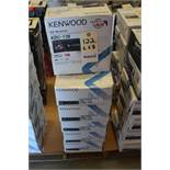 Kenwood Car stereo Model KDC-138 CD-Receiver + Aux. Port. (Some stereos not in original box). Qty 6