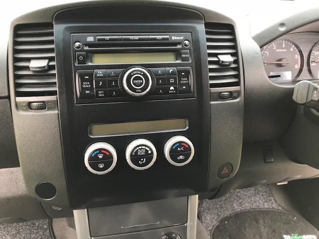 Lot 18 - Nissan Navara Acenta D/C DCI 188