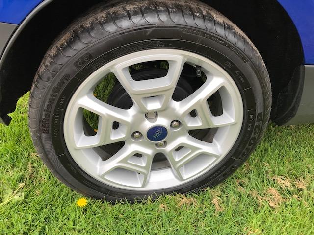 Ford Eco Sport Titanium TDCI 2017 (NO VAT) - Image 27 of 30