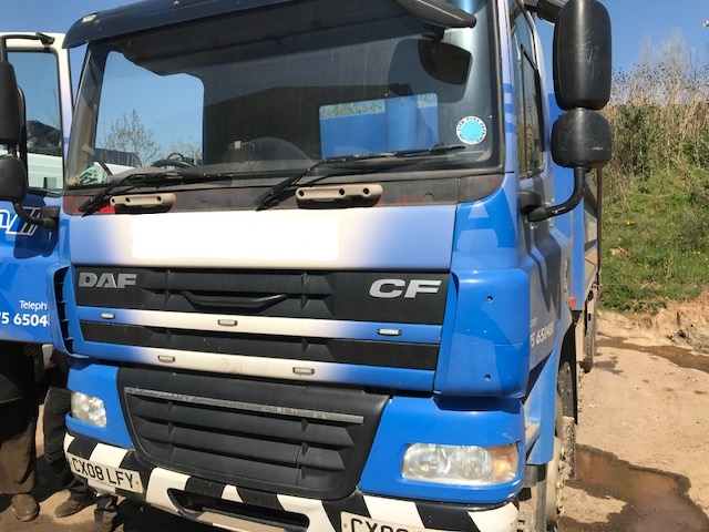 DAF CF 85.360 tipper with AdBlue + VAT - Image 2 of 31